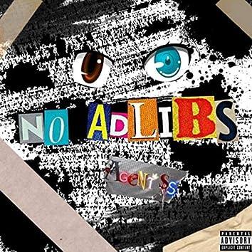 No adlibs