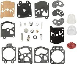 Mannial K10-WAT Carburetor Rebuild Kit Gasket Diaphragm fit WA WT Series Walbro Carb STIHL Husqvarna McCulloch Echo Chainsaw Edger Trimmer