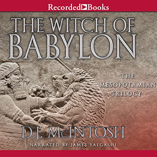 The Witch of Babylon audiobook cover art
