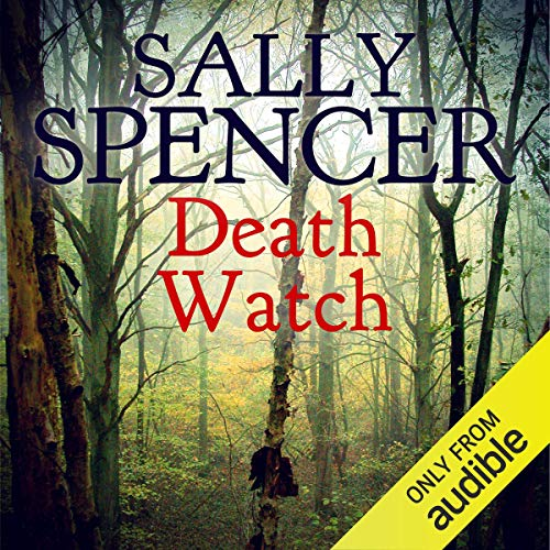 Death Watch audiobook cover art