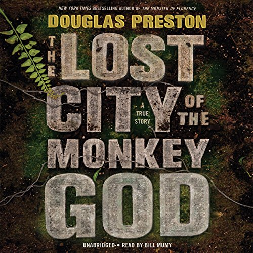 The Lost City of the Monkey God cover art