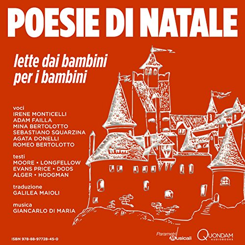 Poesie di Natale [Christmas Poems] audiobook cover art