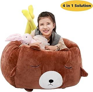 childrens bear chair