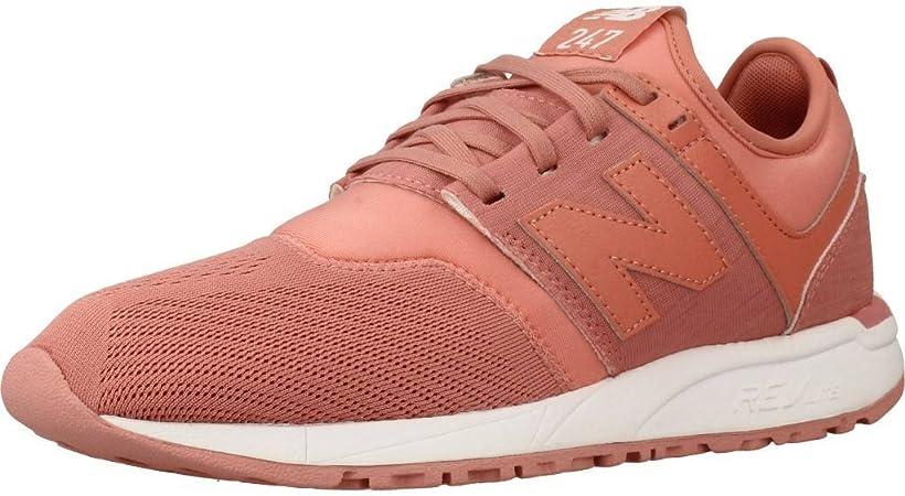 New Balance 247 Donna Sneaker Rosa : Amazon.it: Sport e tempo libero