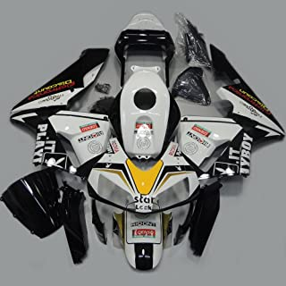 ABS Injection Molding - Playboy Edition Graphic Painted Motorcycle Fairings Kit for (2003-2004) HONDA CBR 600RR F5