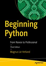 Mejor Beginning Python From Novice To Professional
