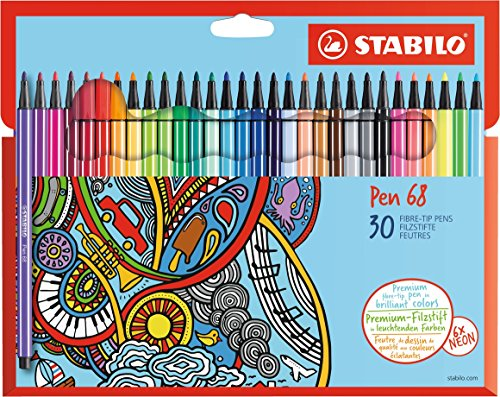 Stabilo -  Premium-Filzstift -