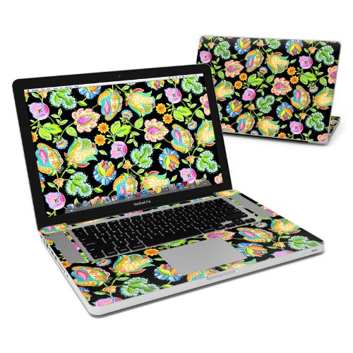 Versace Pareu Full-Size 360° Protector Skin Sticker for Apple MacBook Pro 15' Inch - Ultra Thin Protective Vinyl Decal wrap Cover