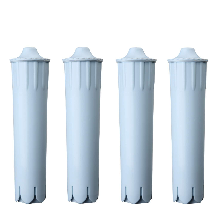 4 x Cartucho filtro para Jura Claris Blue – Cafetera automática ...
