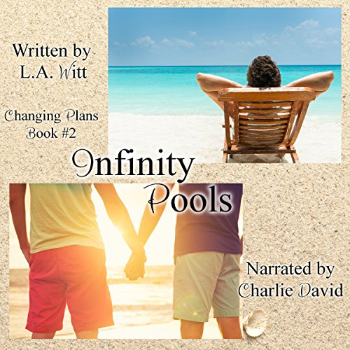 Infinity Pools audiobook cover art