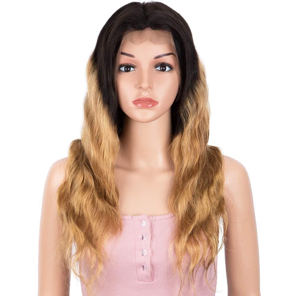 送料無料 一部地域を除く SPOTLIGHT 捧呈 Ombre Blonde Lace Front Human 13x4 Hair Fron Wigs
