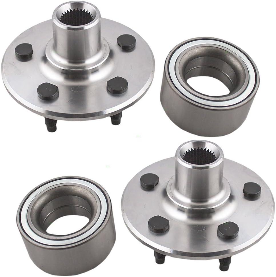 セール Brock Replacement Pair of Rear Wheel Repair Co Bearings 海外限定 Hub Kits