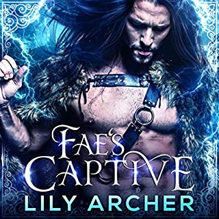 Fae's Captive cover art