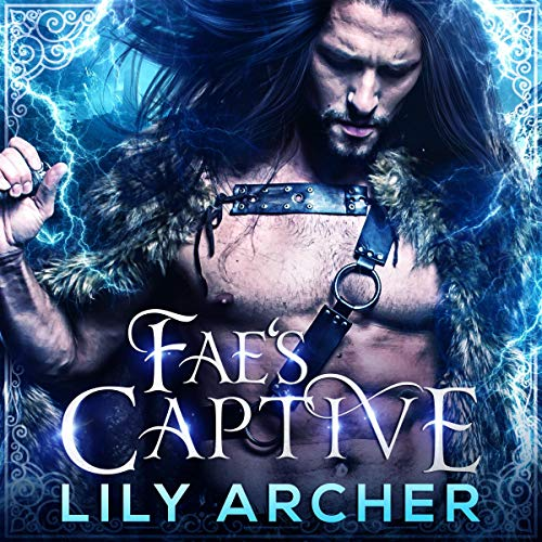 Fae's Captive audiobook cover art