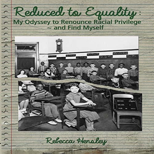 Reduced to Equality audiobook cover art