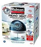 Rubson AERO 360º Déshumidificateur d'air pour la maison, absorbeur d'humidité et...