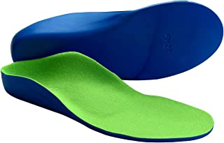 Orthotic Inserts for Kids - Childrens Flat Feet and Arch Support Insoles (20cm Little Kids 13.5-2)