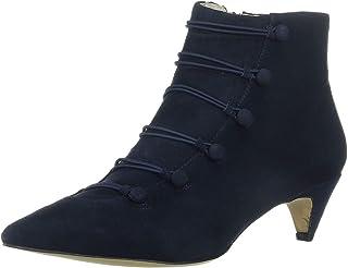[ナインウエスト] Womens Zadan Leather Pointed Toe Ankle Fashion Boots [並行輸入品]