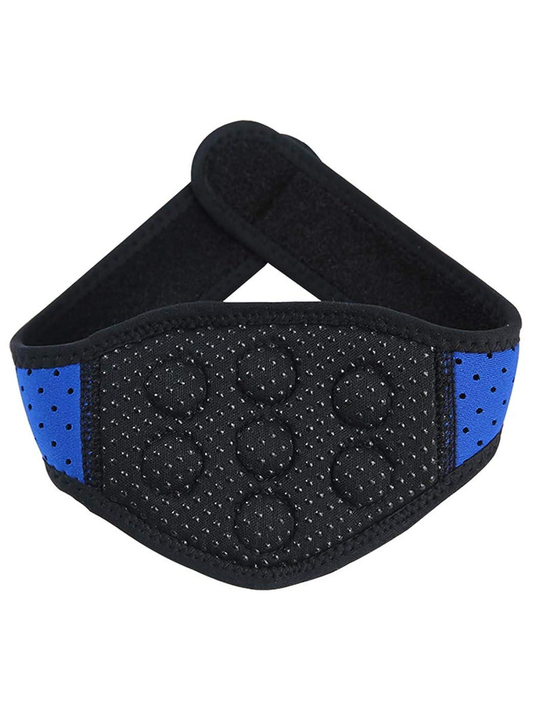 着る見つけるポインタ体を温めて首の頚椎の首を保護して保温して熱をつけて磁気療法の磁気治療の頸の頸椎の首を持って首の骨を持って大人の快適な男の人の家庭用です [並行輸入品]