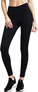 QUEENIEKE Women Power Flex Yoga Pants Workout Running Leggings No See-Through