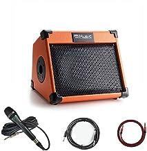 Coolmusic AC20 20W Bluetooth Keyboard Acoustic Guitar Amplif