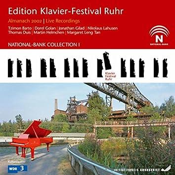 Almanach 2002: Live Recordings (Edition Ruhr Piano Festival, Vol. 1-8) (Live)