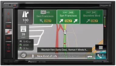 Pioneer AVIC-5100NEX in-Dash Navigation AV Receiver with 6.2