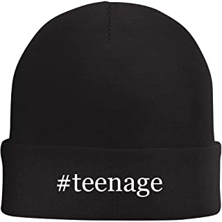 Tracy Gifts #Teenage - Hashtag Beanie Skull Cap with Fleece Liner