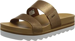 Reef Women's Sandals Cushion Vista Hi | Platform Sandals for Women
