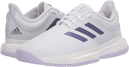 Footwear White/Tech Purple/Legacy Purple