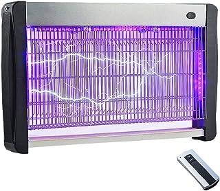 Lámpara UV eléctrica for Matar Mosquitos 4W con Control Remoto, atraer insecticida/insecticida, Avispa voladora/for Uso residencial y Comercial
