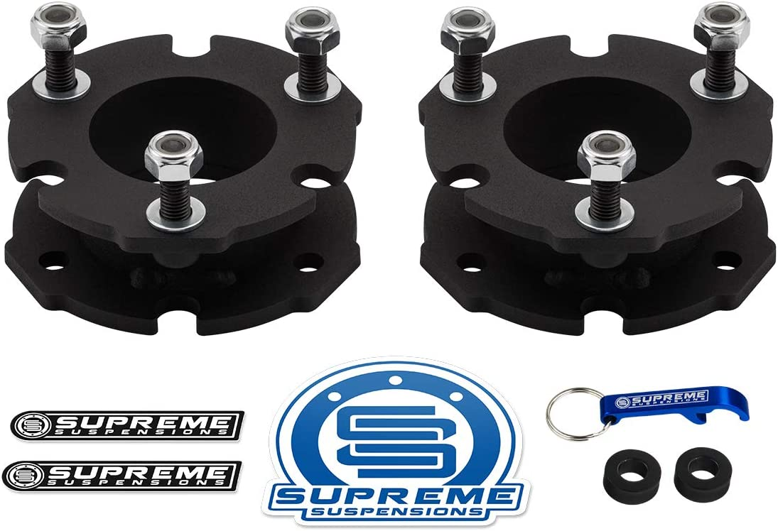 Supreme Suspensions - Front Leveling Los Angeles Mall Col Kit for Challenge the lowest price 2015-2020 Chevy