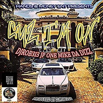 Cuz I'm On (feat. Jp One & Mike Da Dizz) [Remastered] (Remastered)