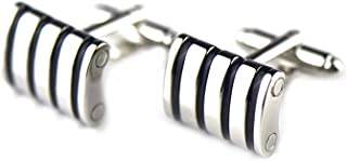 Business Wedding Party Gifts French Shirts Pure Metal Double Snake Double Wing Stick Creative Wild Mens Cuffs Cufflinks 20X12mm Mens Cufflinks DDSS Cufflinks