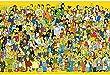 Generic Puzzle 1000 stück Jigsaw Puzzle Jumbo Ani