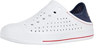 Unisex-Child Foamies Guzman Steps-Aqua Surge Sneaker