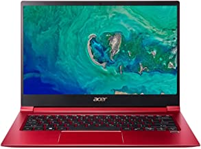 "Acer Swift 3 SF314-55G-523B, 14"" FHD IPS LED-backlit Narrow Bezel Display, i5-8265U processor, 8GB DDR4 RAM, 512GB PCIe NVMe SSDNVIDIA GeForce MX150 (2GB GDDR5 VRAM), Red"