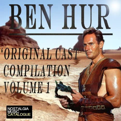 The Cast Of Ben-Hur, Erich Kloss & Frankenland State Symphony Orchestra