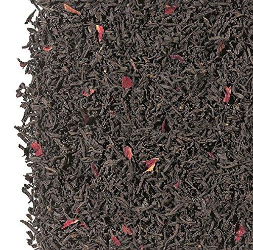 1kg - Tee - China - Rosen-Tee - OP - Schwarztee - Scented Tea-Spezialität