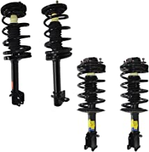 Detroit Axle - Brand New All (4) Front & Rear Complete Strut & Spring Assembly for 2000-2005 Chrysler & Dodge Neon