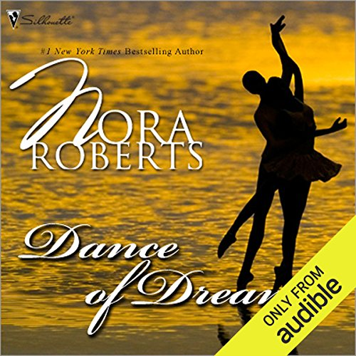Dance of Dreams audiobook cover art