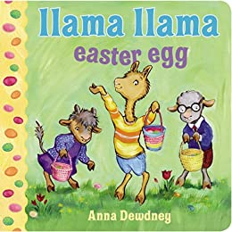 Llama Llama Easter Egg by [Anna Dewdney]