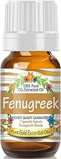 Best fenugreek essential oil uses Reviews