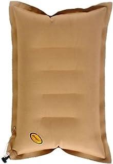 Duckback Rubberized Cotton Travel Pillow (Grey)