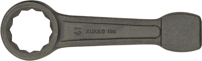 KUKKO SCHLAG 406 – -Ringschlüssel, 406-100 B0055C6TVC   Günstige