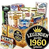 Legenden 1960 + Ostalgie Box + Geburtstag Geschenk Papa + DDR Geschenk