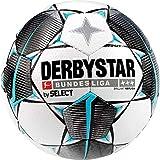 Derbystar Brilliant Bundesliga 19/20 Replica Fußball weiß 4