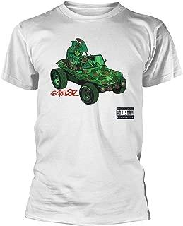 gorillaz shirt official