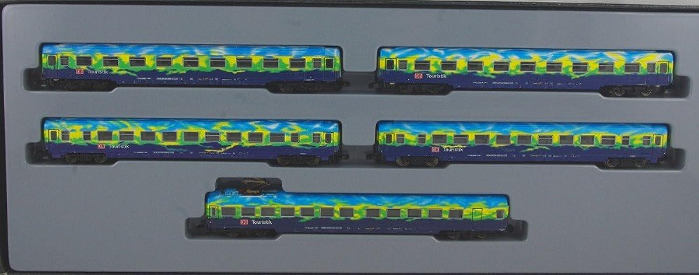 venta al por mayor barato Märklin - 87300 z Conjunto de 5 Coches Coches Coches de Tren turístico de la db AG  Disfruta de un 50% de descuento.