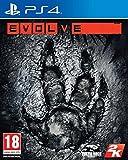 2K Evolve, PS4 - Juego (PS4, PlayStation 4, Soporte físico, Shooter, Turtle Rock Studios, 10/02/2015, M (Maduro))